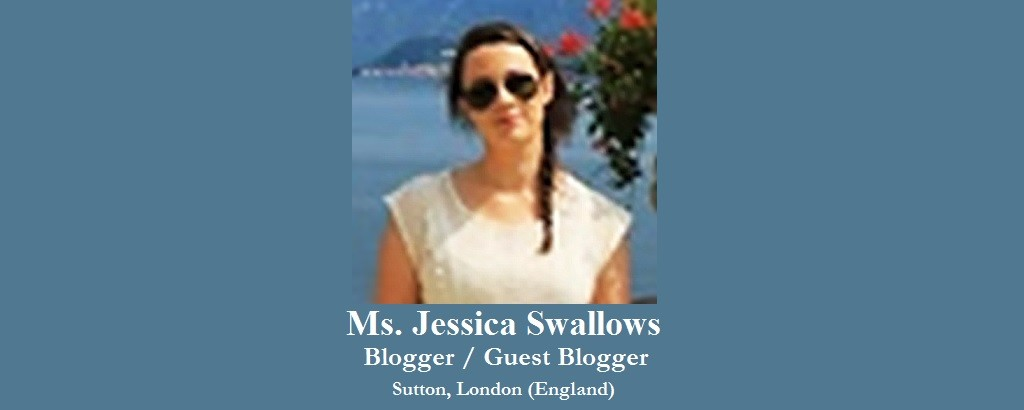 Jessica Swallows - Guest Blogger