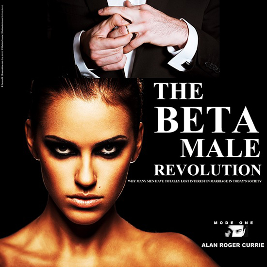 Beta Male Revotion 550x550